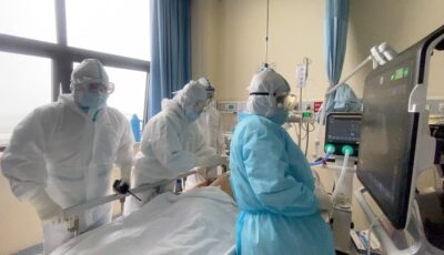 Un medic reanimatolog de 46 de ani s-a stins din cauza Covid-19