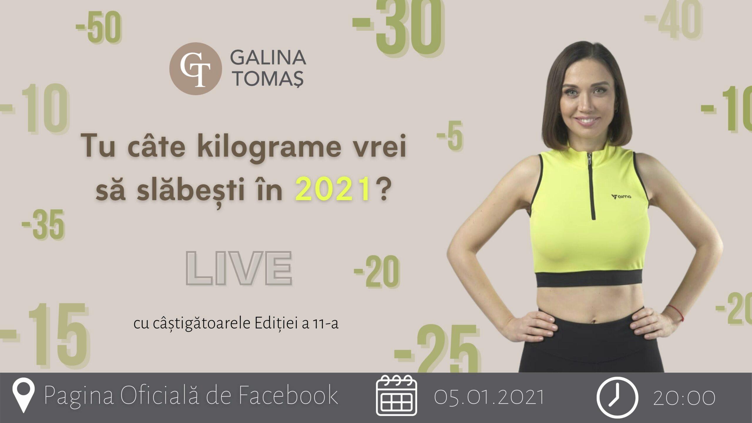 Foto: Păstrează-ți motivația alături de Centru Online de Nutriție și Sport www.galinatomas.com!