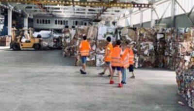 Reprezentanții unui partid cer măsuri urgente pentru a evita închiderea celui mai mare spațiu de sortare a deșeurilor din țară