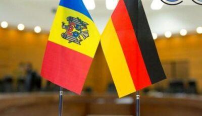 """Moldova va primi din partea Germaniei un grant de 10 milioane de euro pentru proiectul ,,Sistemul de aprovizionare cu apă potabilă şi canalizare"""""""