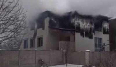 Incendiu la un azil de bătrâni din Ucraina: Cel puțin 15 morți și 11 răniți