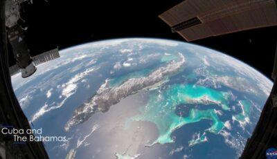NASA a publicat cele mai frumoase 20 de fotografii cu Terra în 2020, realizate de pe Staţia Spaţială Internaţională