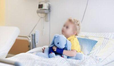 Covid-19: un copil de 3 ani a făcut accident vascular cerebral
