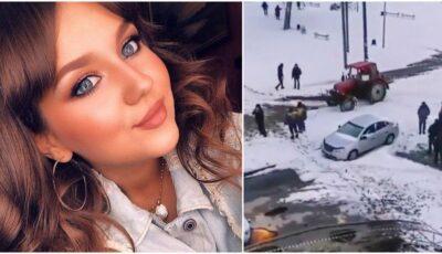 O tânără se luptă să trăiască, după ce a căzut într-o groapă cu apă clocotită, în Rusia