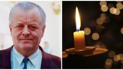 S-a stins din viață medicul traumatolog ortoped Nicolae Glavan
