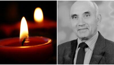 Ex-directorul Gimnaziului Corjova, Constantin Sucitu, s-a stins din cauza virusului Covid-19