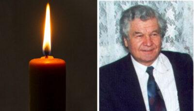 S-a stins din viață scriitorul Mihail Gheorghe Cibotaru