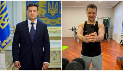 """Mesajul lui Vladimir Zelensky de ziua sa: ,,7 la ceas, 43 în buletin, 30 în suflet"""". Fanii l-au copleșit cu complimente"""