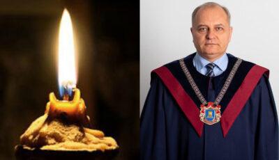 Judecătorul Eduard Ababei s-a stins din viață la 52 de ani