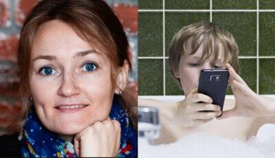 Fiul unei bloggerițe din Rusia, ucis de un smartphone căzut în cadă. Cum s-a întâmplat tragedia