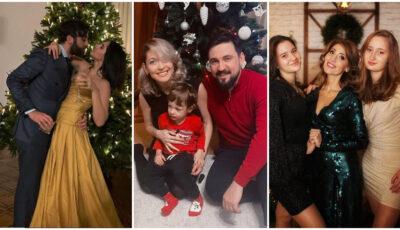 De Revelion, alături de familiile lor! Cum au petrecut vedetele noaptea dintre ani?