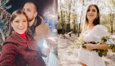 Bloggerița Valeria Țurcan a născut un băiețel! Primele imagini