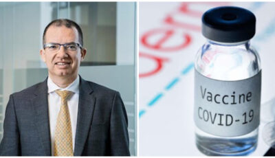 Directorul executiv Moderna: Vaccinul va oferi probabil imunitate de până la câţiva ani