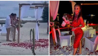 Video! Olga Buzova și David Manukyan s-au căsătorit în Maldive
