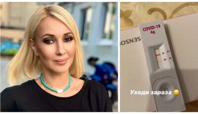 Lera Kudryavtseva spune că s-a infectat cu noul Coronavirus de la fiica ei, în vârstă de 2 ani