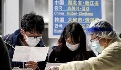 Numărul cazurilor noi de infectare cu SARS-CoV-2 din China s-a dublat