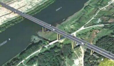 Ucraina va finanţa construcţia unui nou pod peste râul Nistru, care va deveni parte a autostrăzii Kiev – Chişinău