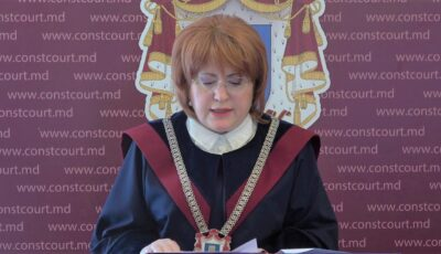 Curtea Constituțională a anulat statutul special al limbii ruse pe teritoriul Republicii Moldova. Explicația Domnicăi Manole, președinta CC