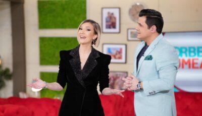 """Adela Popescu și-a anunțat sarcina! Cine o va înlocui la emisiunea """"Vorbește Lumea"""""""