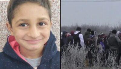 România: un copil dispărut este căutat de 3 zile de sute de oameni