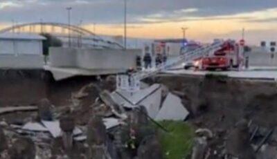 Explozie uriașă în Italia. Un spital covid din Napoli a fost evacuat