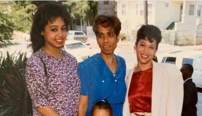 Familia vicepreşedintei SUA Kamala Harris: sora Maya şi nepoata Meena, două femei frumoase şi aliatele ei de nădejde