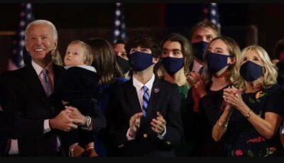 Doi copii și șapte nepoți. Cine sunt membrii familiei prezidențiale a Statelor Unite