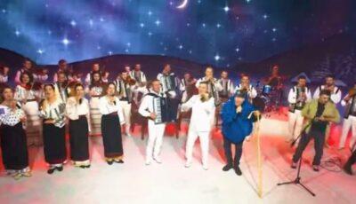Video! Zdob şi Zdub, orchestra fraţilor Advahov și surorile Osoianu au încântat fanii cu o interpretare inedită a baladei Mioriţa