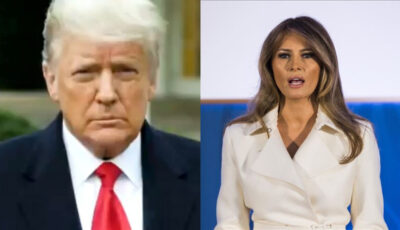Melania Trump i-a luat locul lui Donald Trump și transmite mesaje americanilor, după ce toate conturile de socializare ale liderului de la Casa Albă au fost blocate