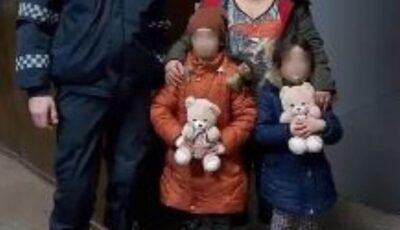 Două fetițe din Capitală s-au pierdut în drum spre magazin