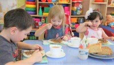 Meniu unic pentru alimentația copiilor în grădinițele din Chișinău