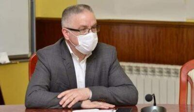 Boris Gâlcă: Până la sfârșitul anului 2021 în Moldova va fi creată o imunitate colectivă