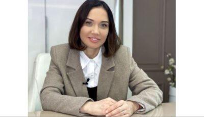 """Galina Tomaș raportează un cont fals pe numele său, pe Instagram: ,,Nu accesați acest link!"""""""