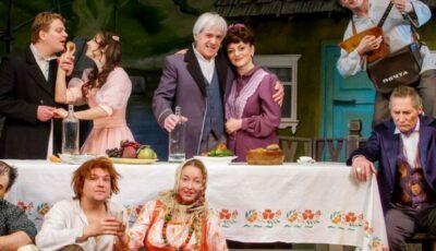 Teatrul Dramatic de Stat Cehov își redeschide ușile cu 4 spectacole pentru copii și adulți