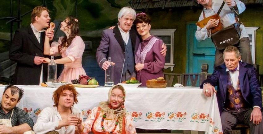Foto: Teatrul Dramatic de Stat Cehov își redeschide ușile cu 4 spectacole pentru copii și adulți