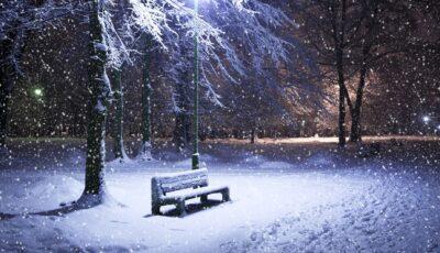 Ninge spectaculos în nordul Moldovei. Imagini de poveste!