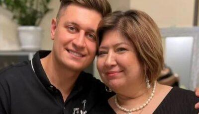 Replici dure pe Instagram. Mama lui David Manukyan susține că Olga Buzova era în stare de ebrietate atunci când a anunțat despărțirea de fiul său