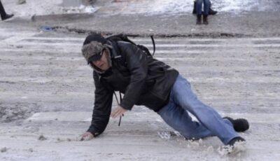 Atenție! Meteorologii au emis Cod galben de polei