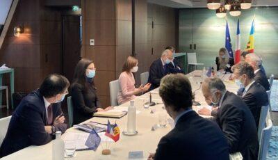 Oamenii de afaceri din Franța și-au manifestat interesul de a investi în Republica Moldova
