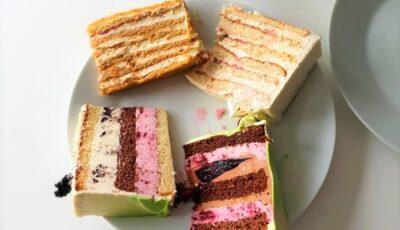 O moldoveancă și-a deschis propria afacere în Danemarca și îi uimește pe danezi cu dulciurile sale