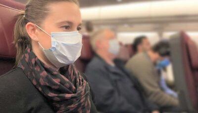 Informație importantă: moldovenii care călătoresc în Germania nu mai pot urca la bord cu măști de pânză