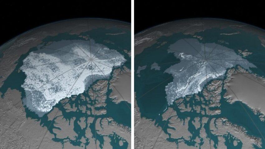 15 imagini de la NASA, care arată schimbările ce au loc pe planeta noastră