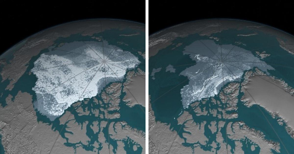 Foto: 15 imagini de la NASA, care arată schimbările ce au loc pe planeta noastră