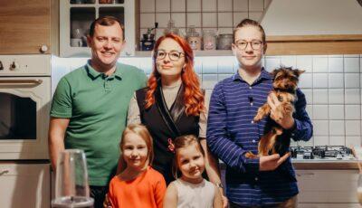 Aurel și Daniela Chirtoacă: Gătim cu plăcere de când avem acest robot în bucătărie