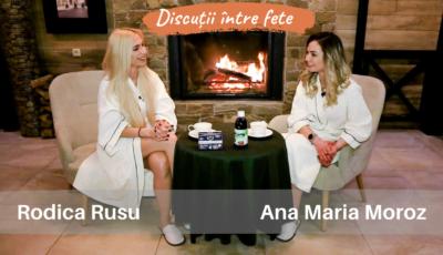 Rodica Rusu și Ana Maria Moroz: peripeții penibile, sezători nocturne și secrete din relația lor