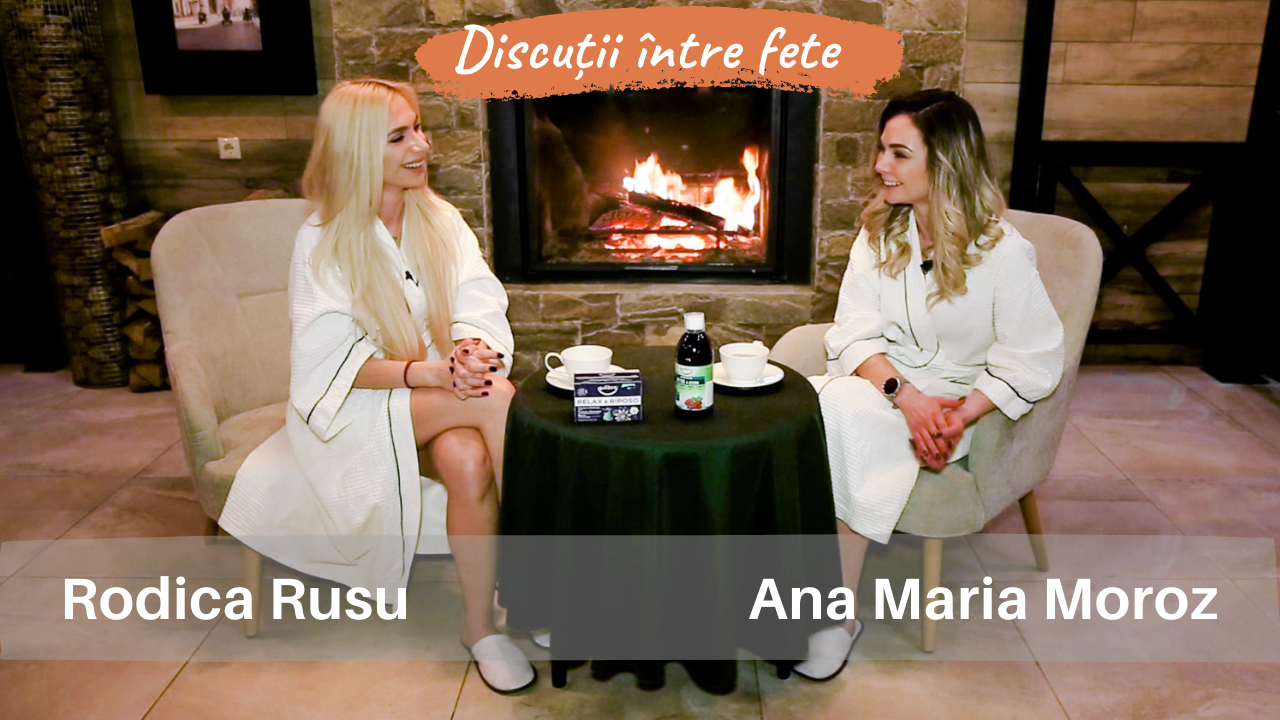 Foto: Rodica Rusu și Ana Maria Moroz: peripeții penibile, sezători nocturne și secrete din relația lor