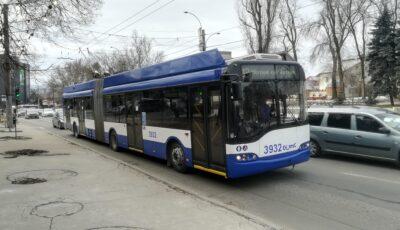 Locuitorii Capitalei sunt rugați să evite supraîncărcarea mijloacelor de transport, pentru a nu fi sancționați. Anunțul RTEC