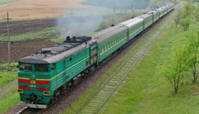 Circulația trenurilor pe cursele interne nu va fi suspendată