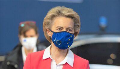 Ursula von der Leyen contrazice Rusia: Până în acest moment nu au cerut autorizarea vaccinului Sputnik în UE