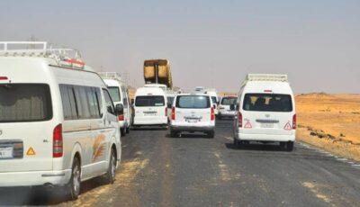 Autocar cu moldoveni, răsturnat în Egipt. Precizările Ministerului Afacerilor Externe